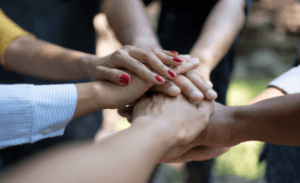 health care healing hands