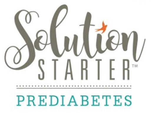 The Solution Starter Prediabetes Program logo.
