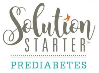 Starter Solution Prediabetes Program Logo