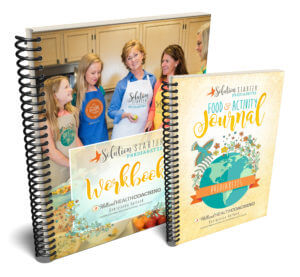 prediabetes and health books with food journal