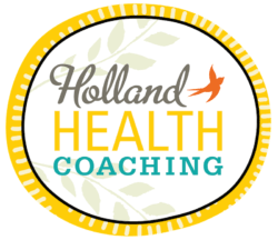 Holland Health Coaching Logo and Link to Home Page