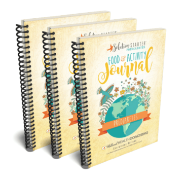 food & activity journals