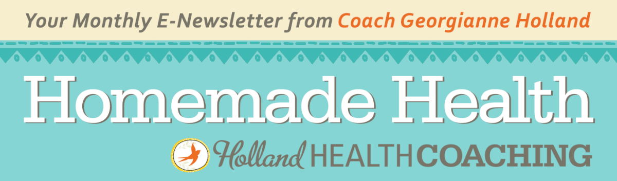 homemade health newsletter
