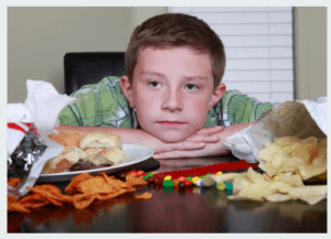real food or junk food