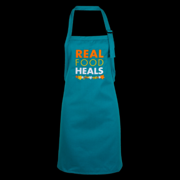 real food heals apron