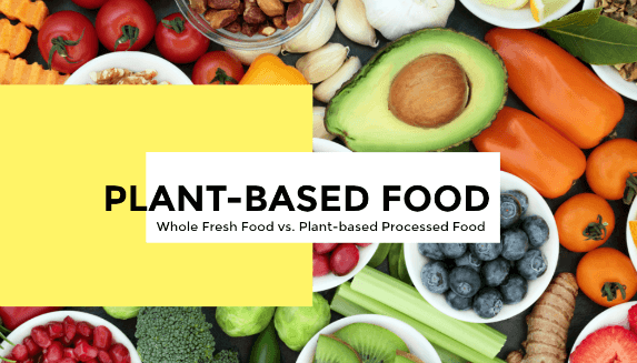 plant-based food image
