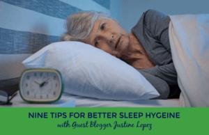 sleep hygeine